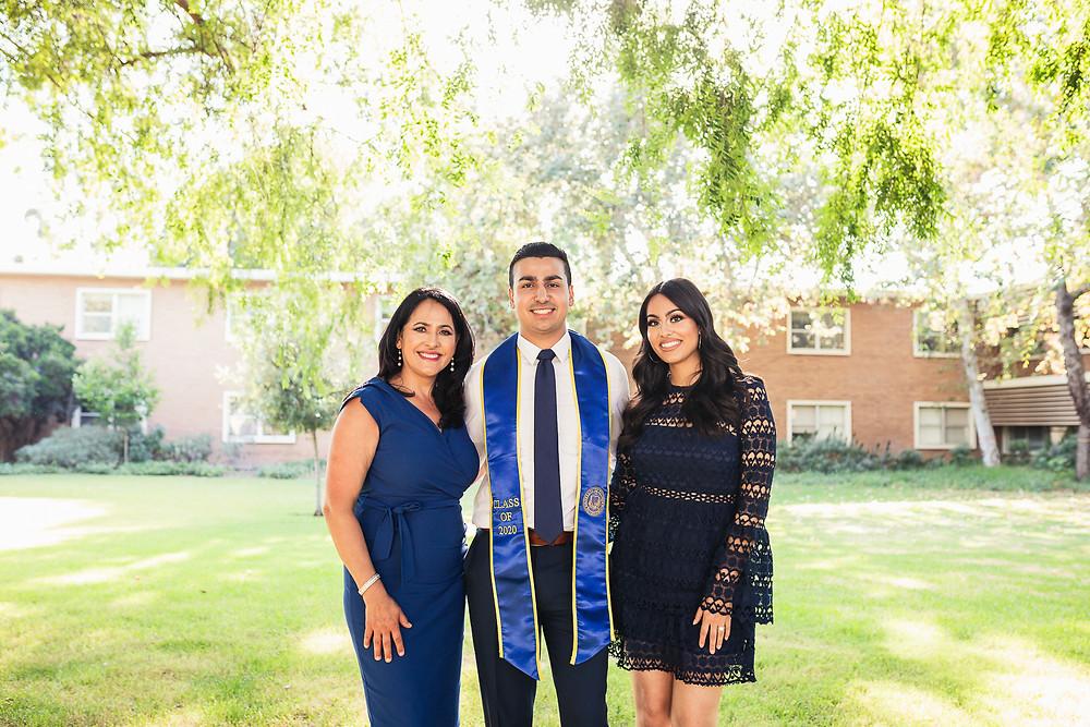 University of California Riverside Family Session | Matthew 12