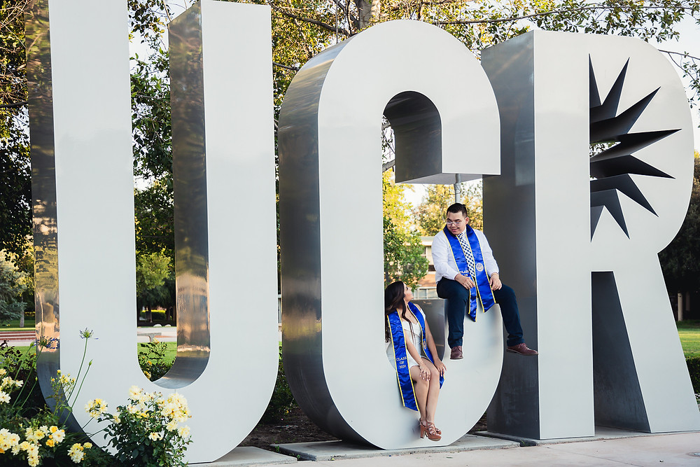 University of California Riverside Graduation Photos | Kassandra and Angel 25