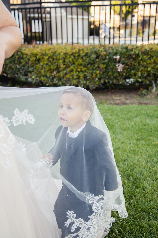 Orange County Backyard Wedding   Lauren and Nick 21