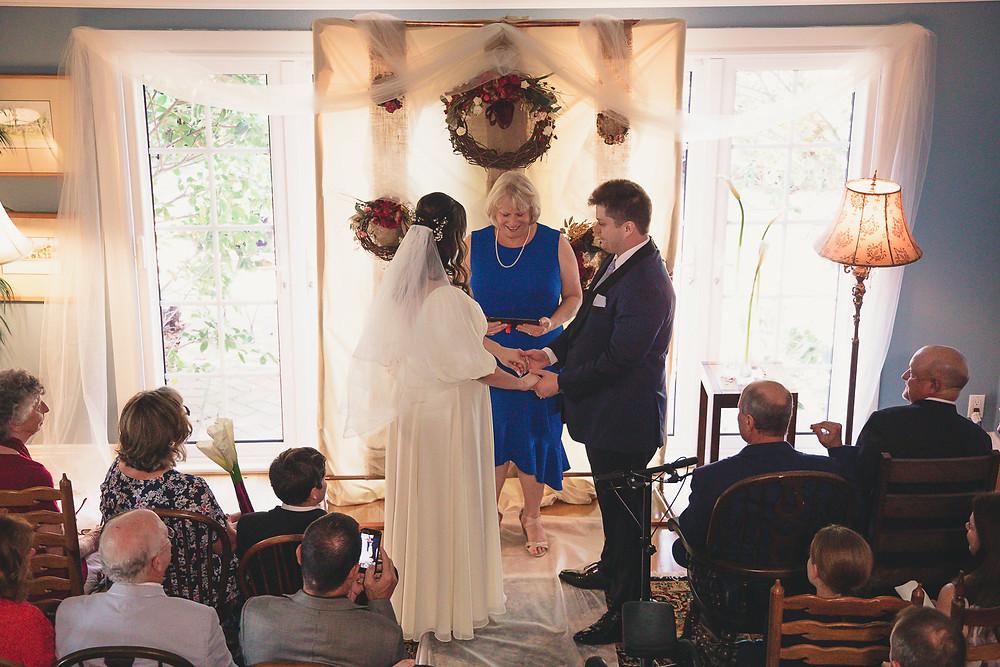 Backyard Wedding at San Clemente 6