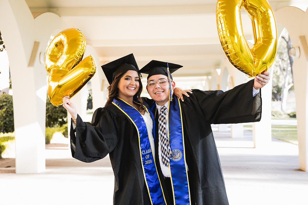 University of California Riverside Graduation Photos | Kassandra and Angel 6