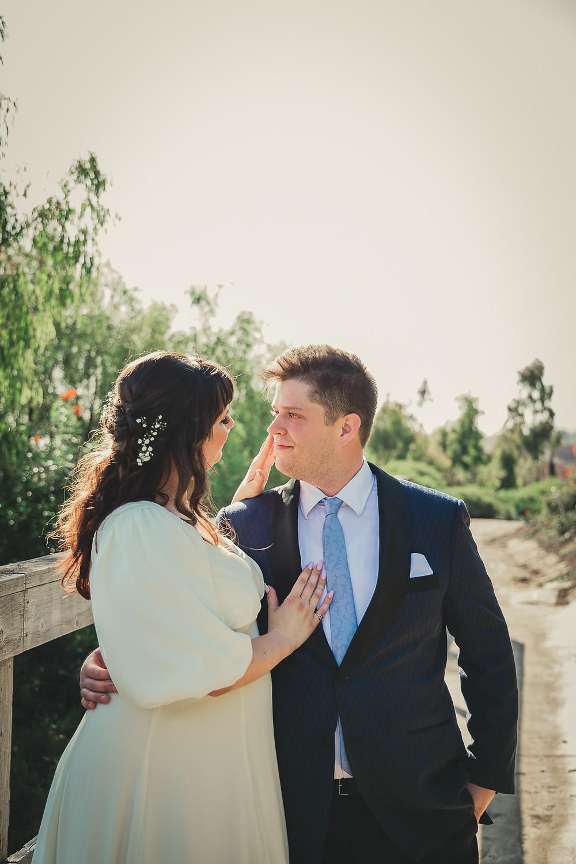 Backyard Wedding at San Clemente 12