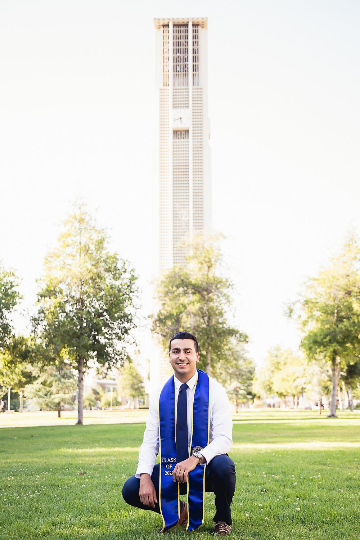 University of California Riverside Family Session | Matthew 10