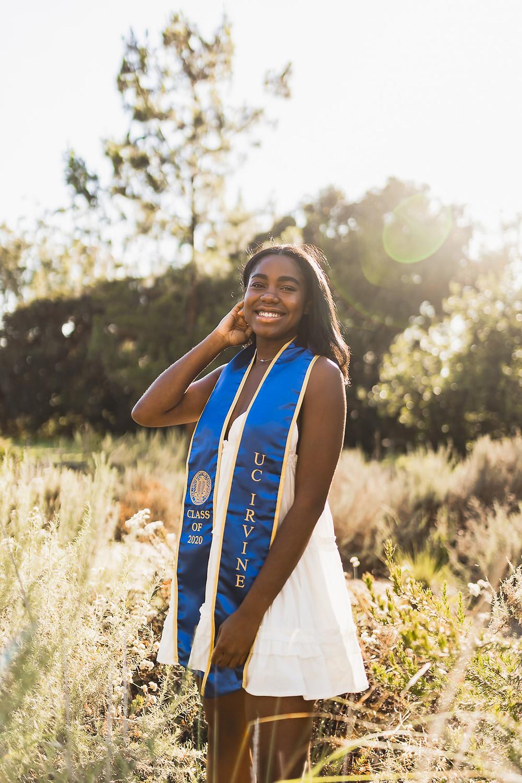 University of California Graduation Session | Jodian 9