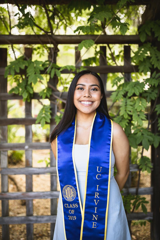 UCI Graduation Photos | School of Continuing Education | Miranda 2