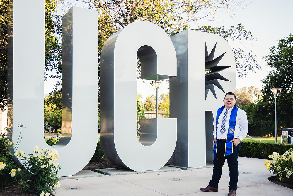 University of California Riverside Graduation Photos | Kassandra and Angel 22