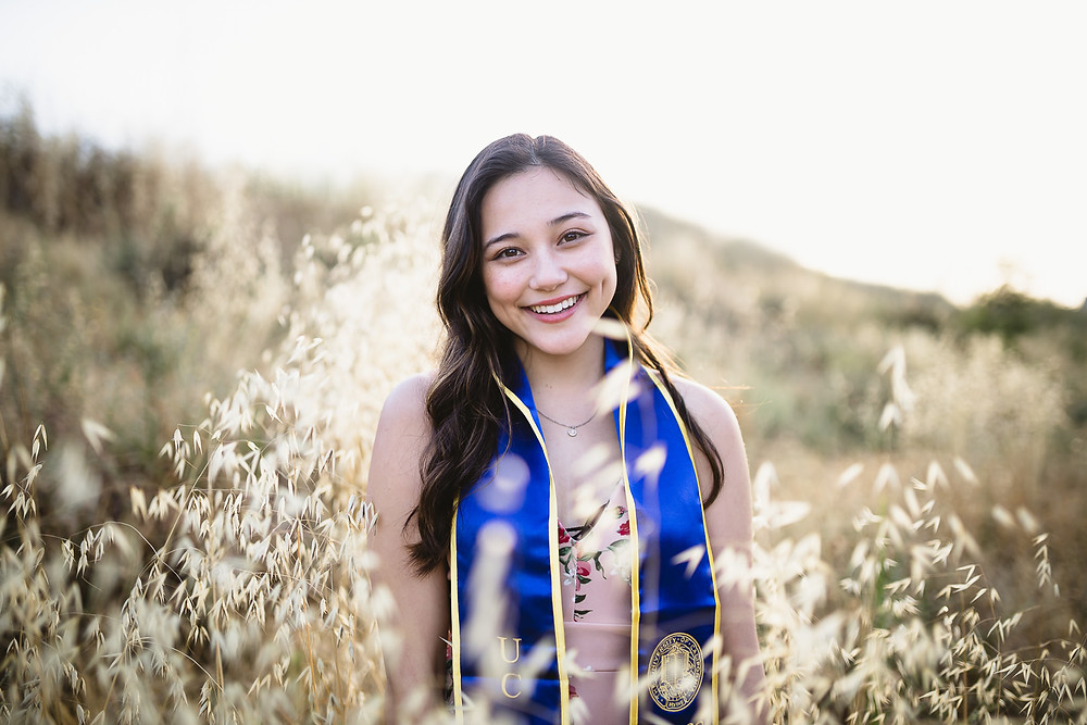 UCI Wheat Fields Graduation Photos