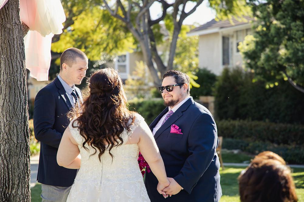 Orange County Backyard Wedding   Lauren and Nick 5