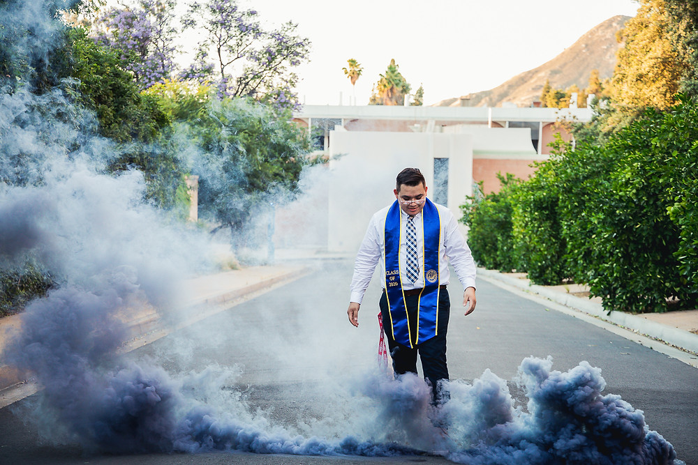 University of California Riverside Graduation Photos | Kassandra and Angel 30