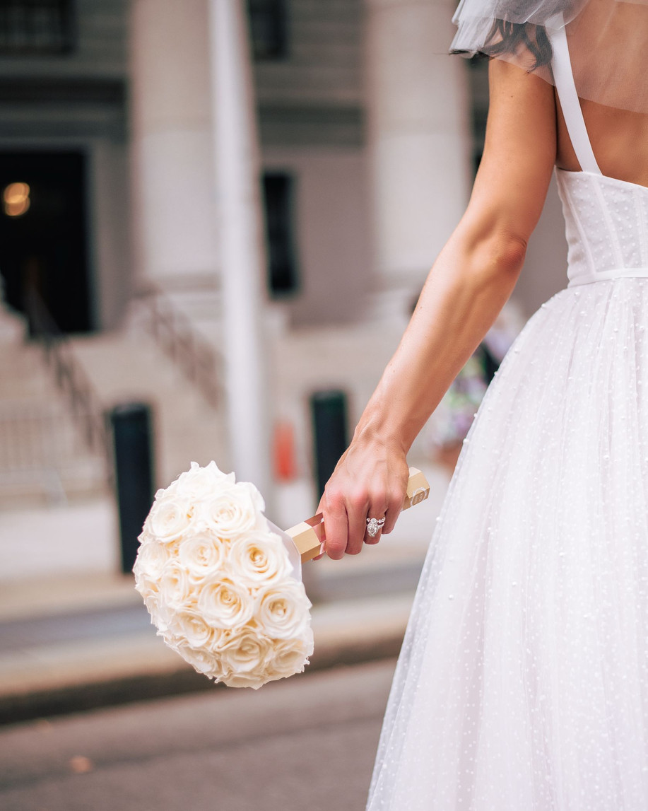 Wedding Bridal Bouquet Photography_ Fash