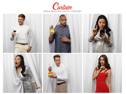 Let's Curtain company launch