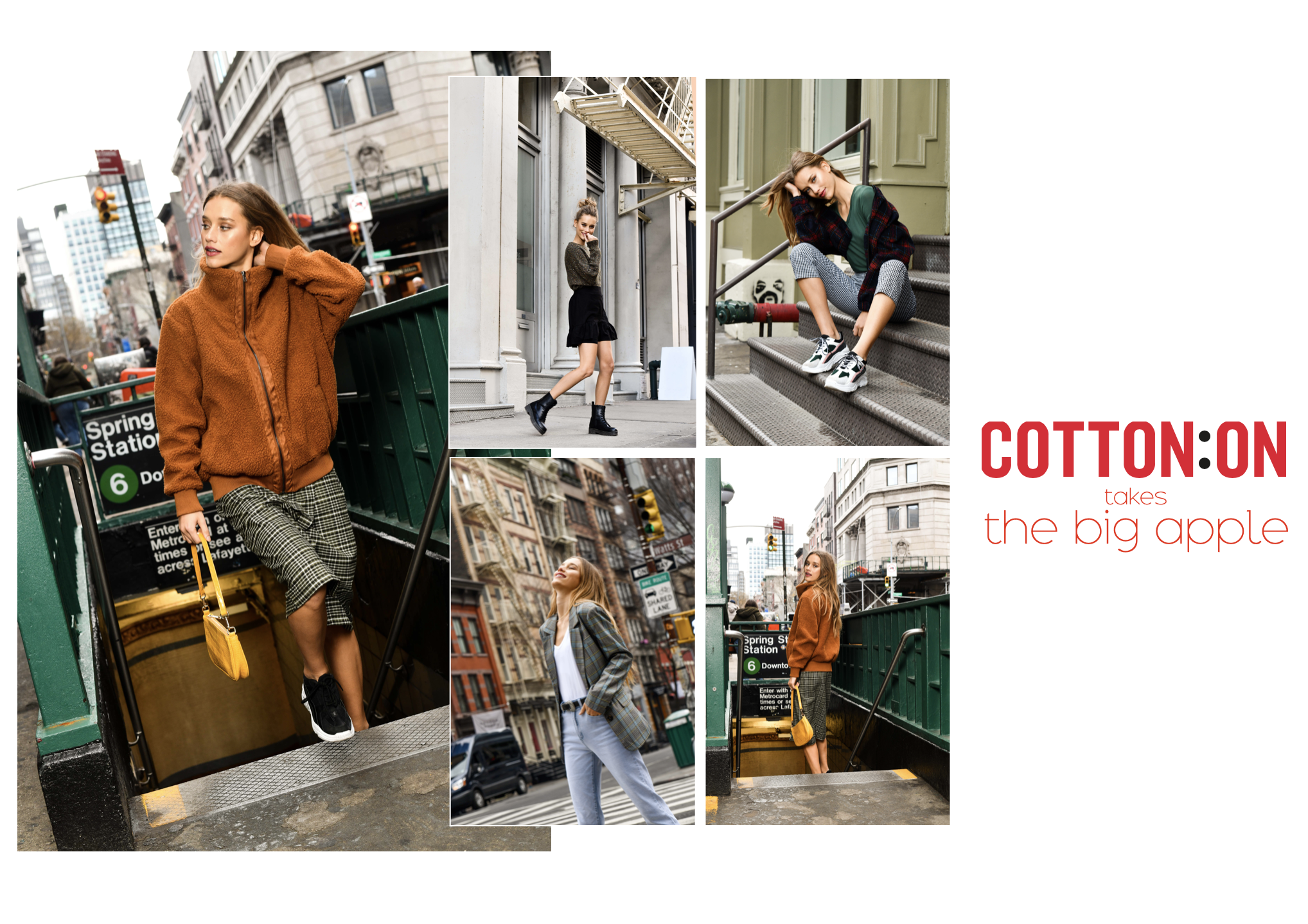 Cotton On lookbook