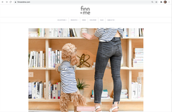 Finn and Me product launch