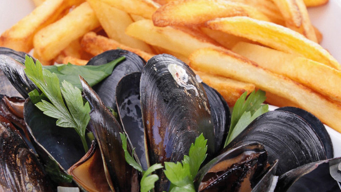 Moules Frites Weekend!