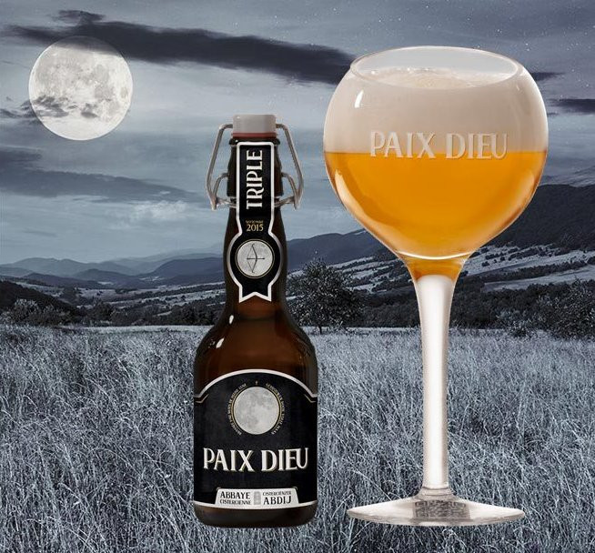 The 'Full Moon' Beer