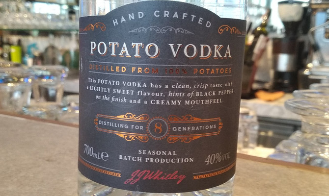 A Vodka to Celebrate the English Countryside