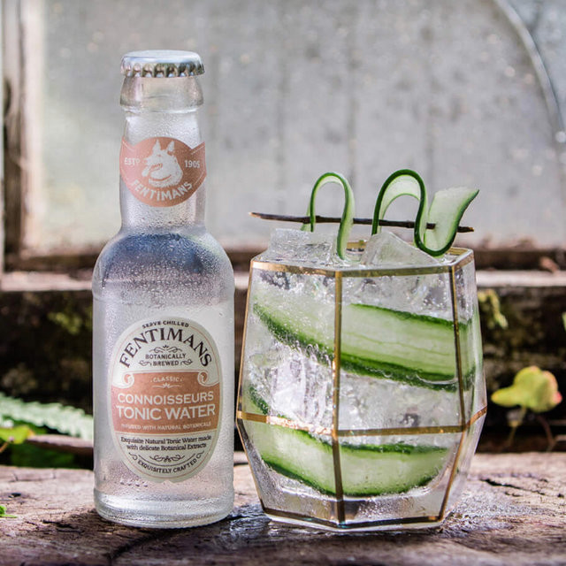 A Tonic that Lets the Gin be the Hero