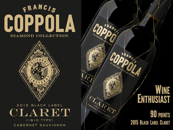 Francis Ford Coppola Does Claret