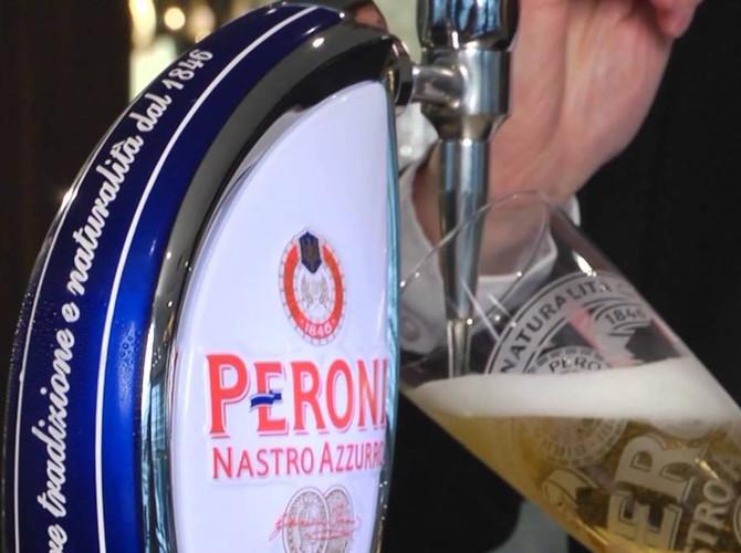 #1 Premium Italian Beer is Here!