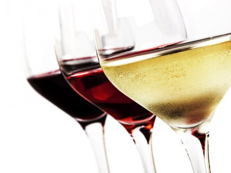 How would you like your Wine – White or Red?