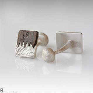 Silver & Wood