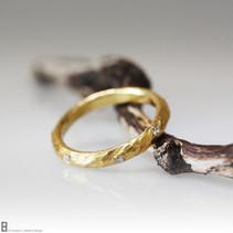 5 Diamonds Ring
