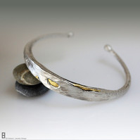 Cracks Cuff Bracelet