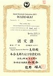 Certificado_wado_kai_Nagashi.png