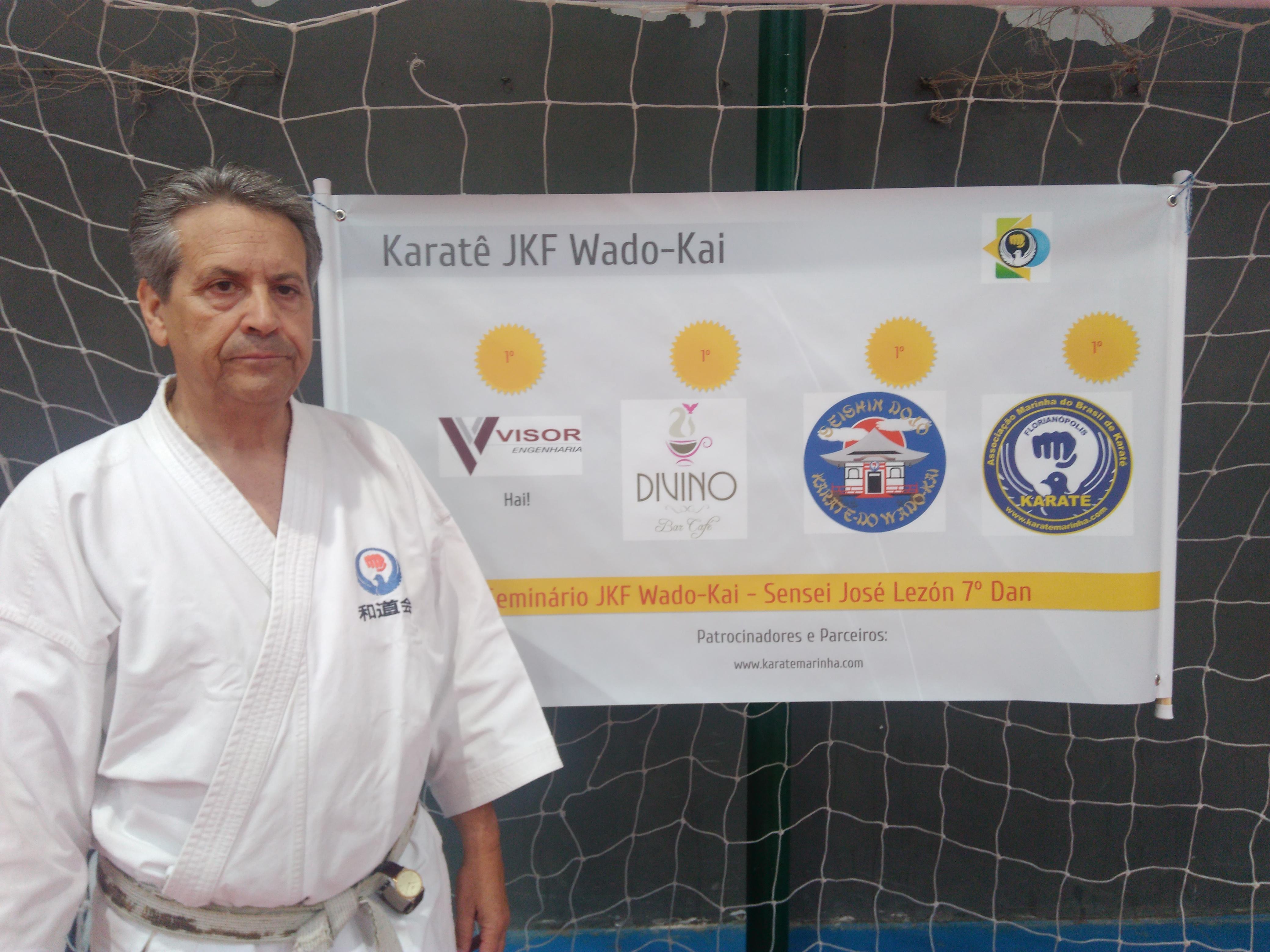 Sensei José Lezón