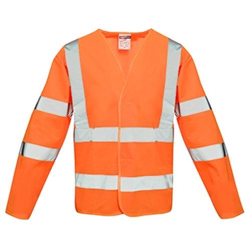 Yansıtıcı ceket - ikiqat bant