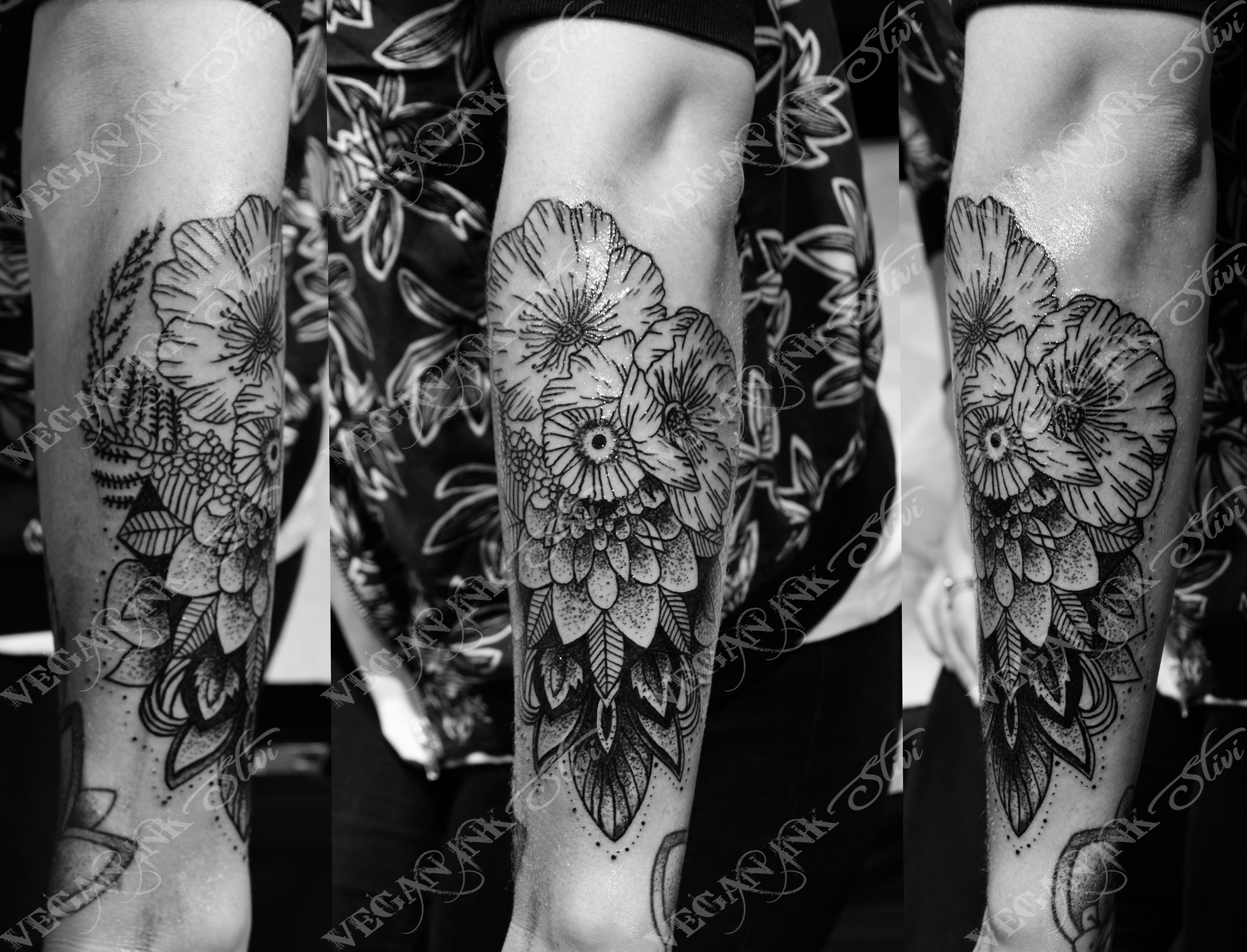 Mandala Flower Manu2