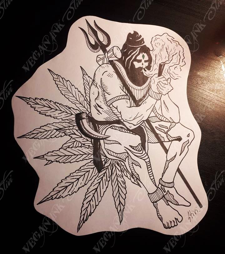 ShivaSmoke