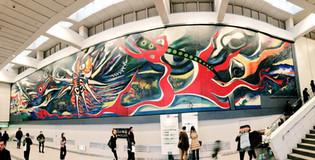 shibuya-station-taro-okamoto-myth-of-tom