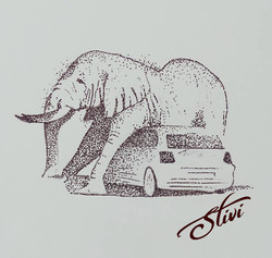 Elephant drives