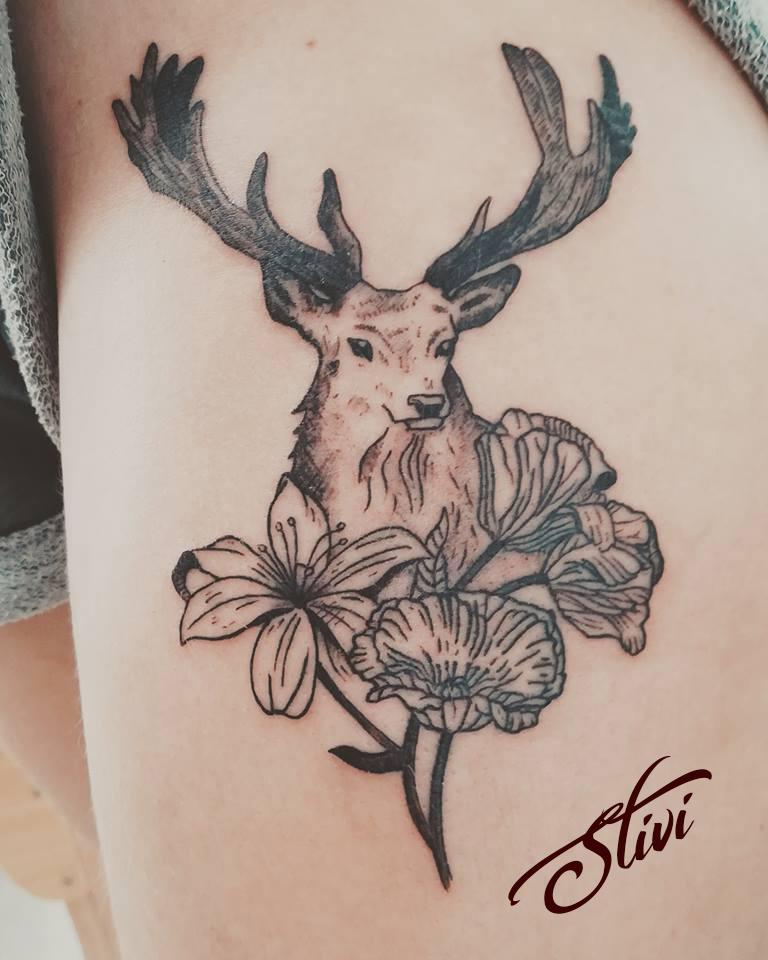 Deer designing