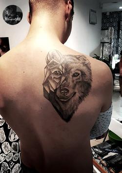 Wolf realist Geo