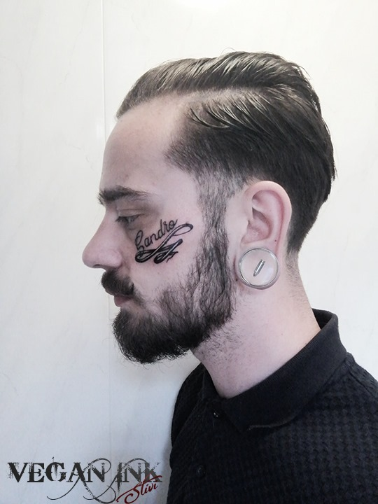 Tattoo face