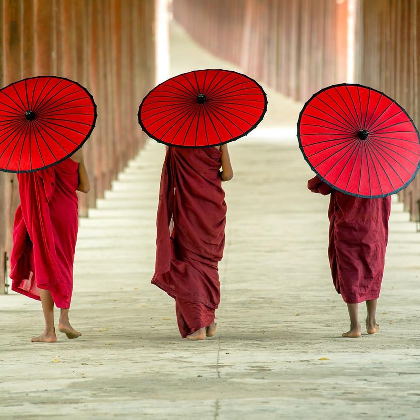 Walking & Sitting Meditation