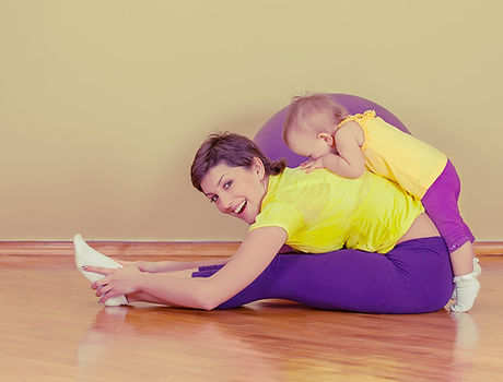 Мать и малышей Упражнение