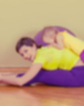 Mother and Toddler Exercise