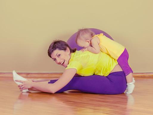 Neuer Mutter-Kind-Turnen Kurs