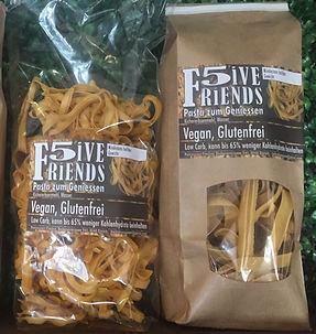 Five Friends Pasta aus dem Freihof
