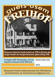 Freihof Pasta von Five Friends