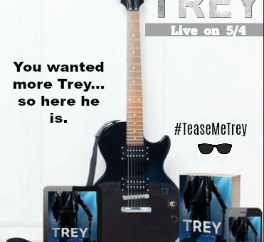 TREY is now LIVE!