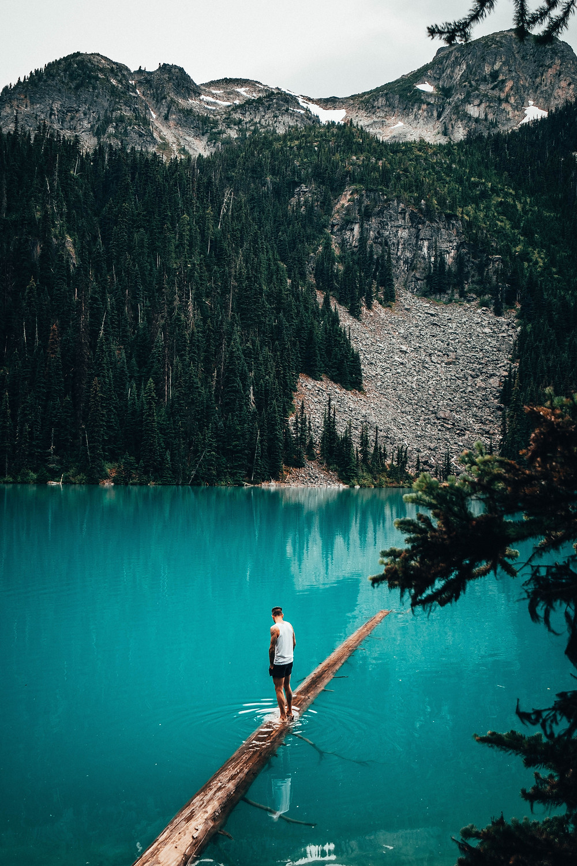 Joffres Lakes Provincial Park, British Columbia