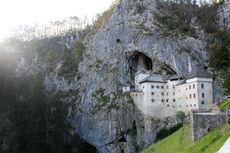 Castle in a Rock