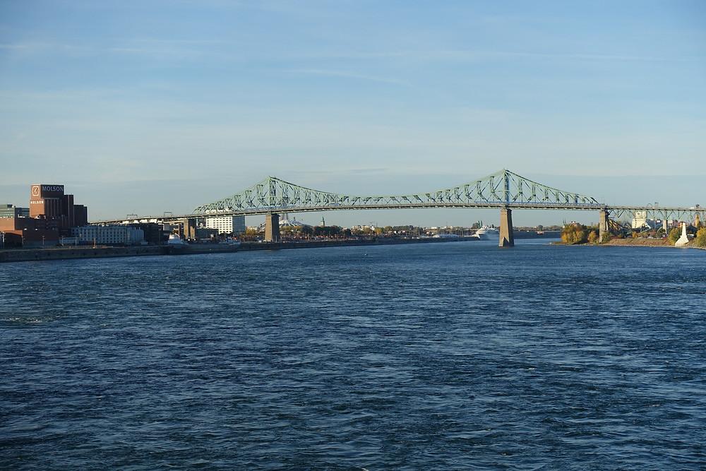 Jacques-Cartier Bridge, Concorde Bridge