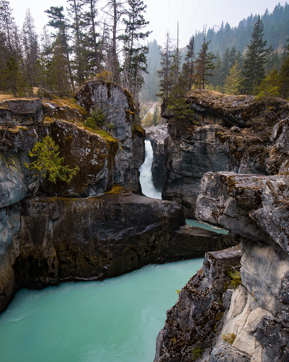 Nairn Falls, British Columbia