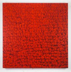 Colour Composition Nº35, Red Mat.