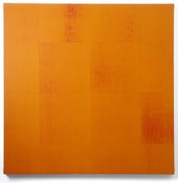 Haiku I. 2001. 170x170cm.